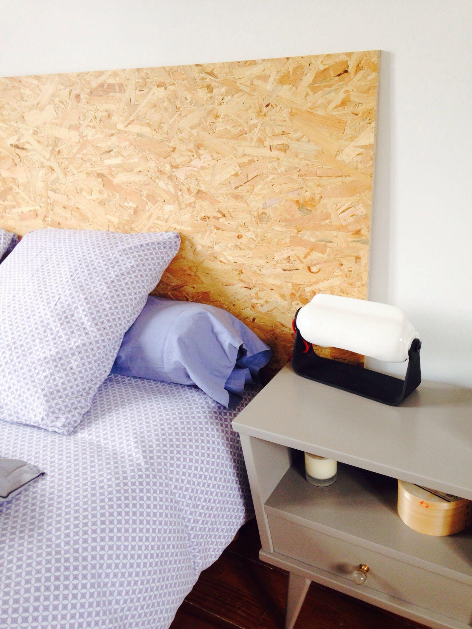 Osb bedroom  Deco chambre, Osb, Idée déco chambre