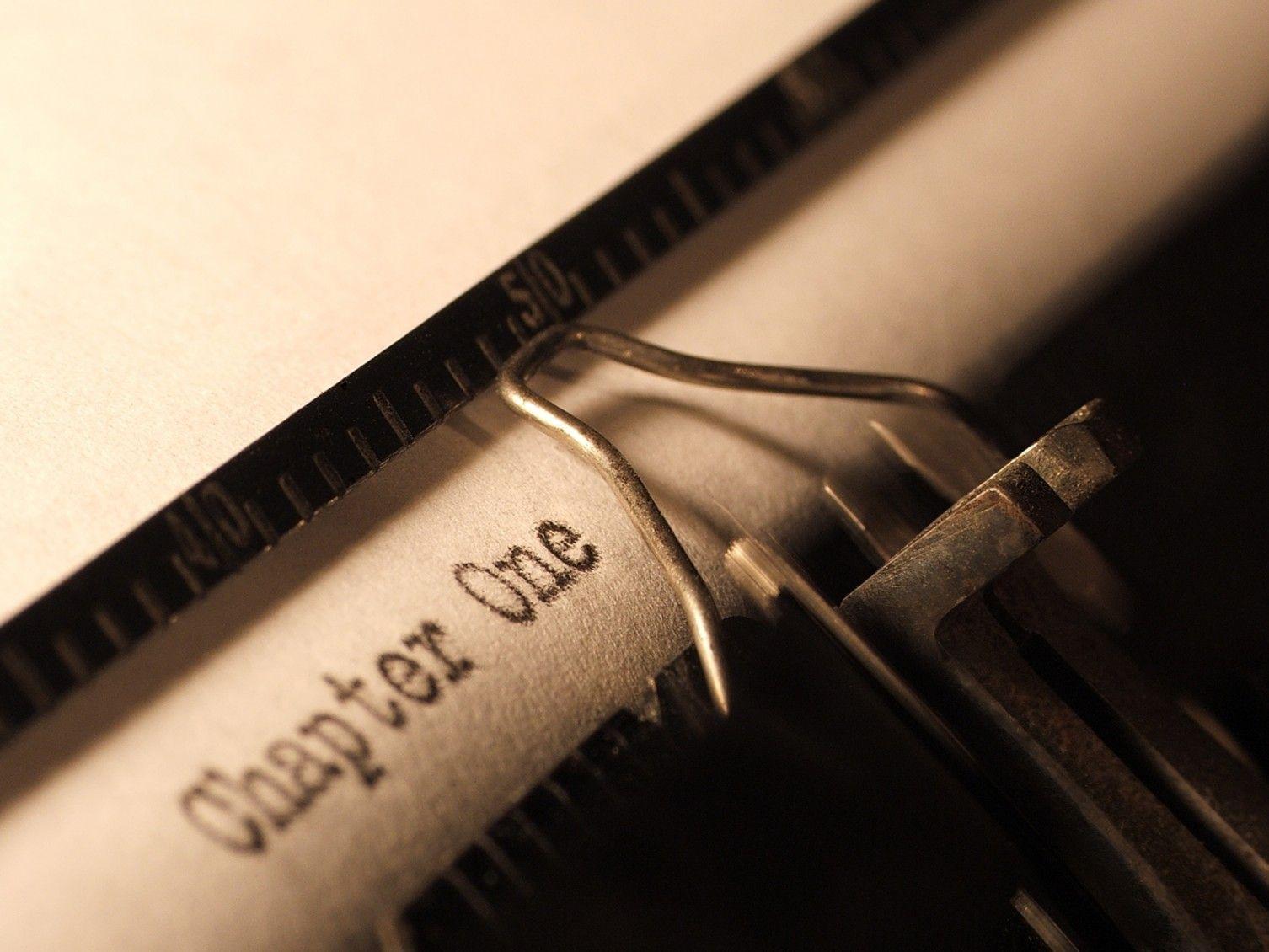 9d03252ed8e Comment écrire un livre - la première page