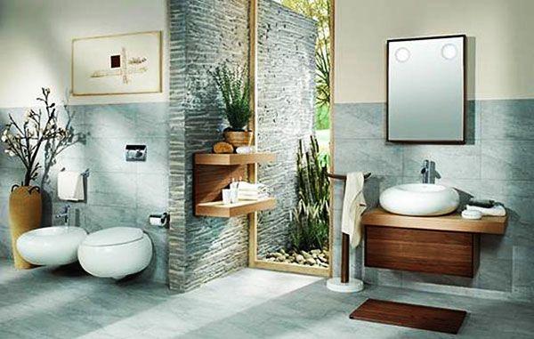 Badezimmer Deko   Badezimmer Deko Ideen, Um Ihnen Den Raum Dekor Des  Badezimmers Besser Geeignet Amazing Ideas