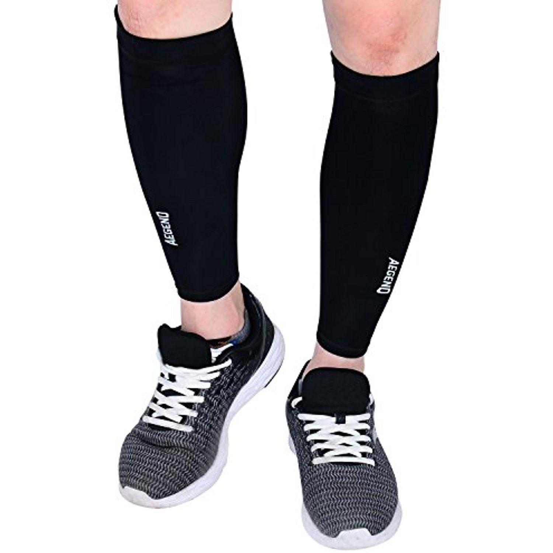 Calf compression sleeves aegend antislip leg compression