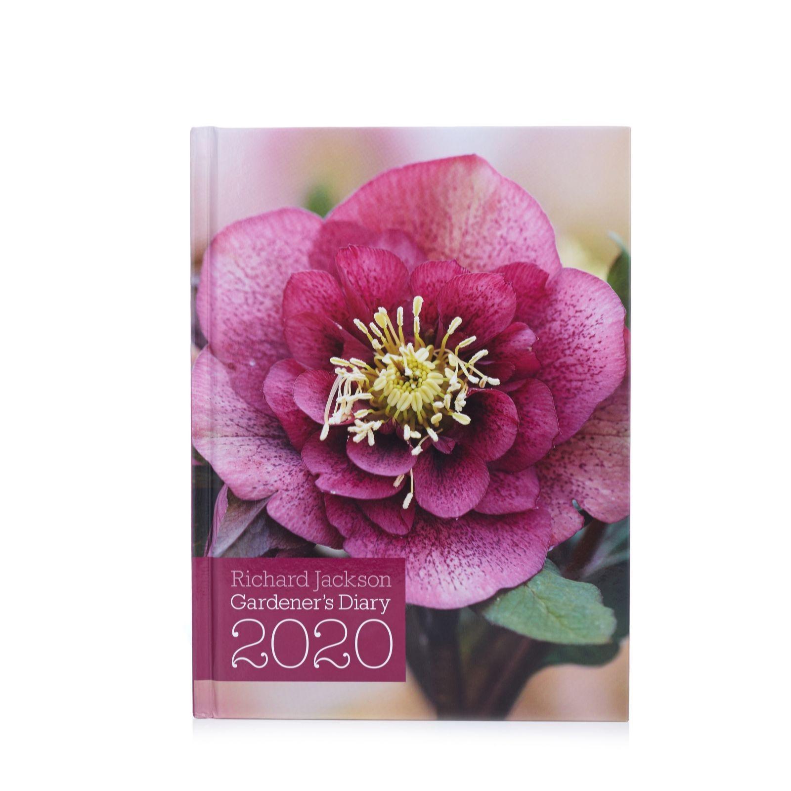 Richard Jackson 2020 Gardener S Diary Qvc Uk Jackson Gifts