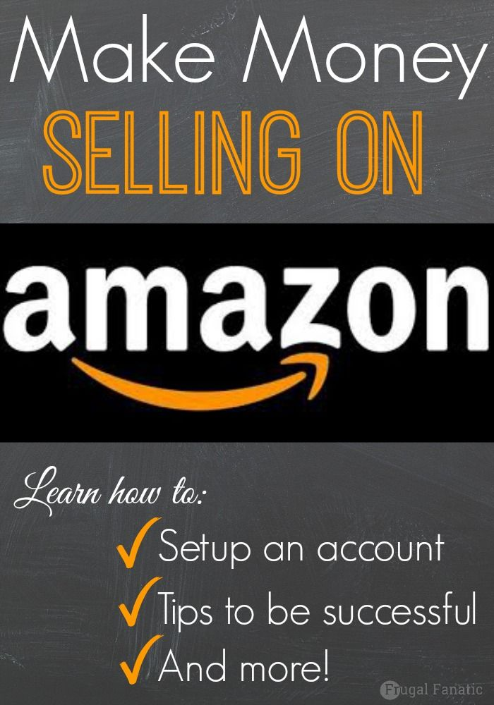 how to make money selling things on amazon