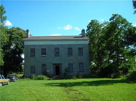 Mount Providence Mansion 1834 Antebellum Lockport New York