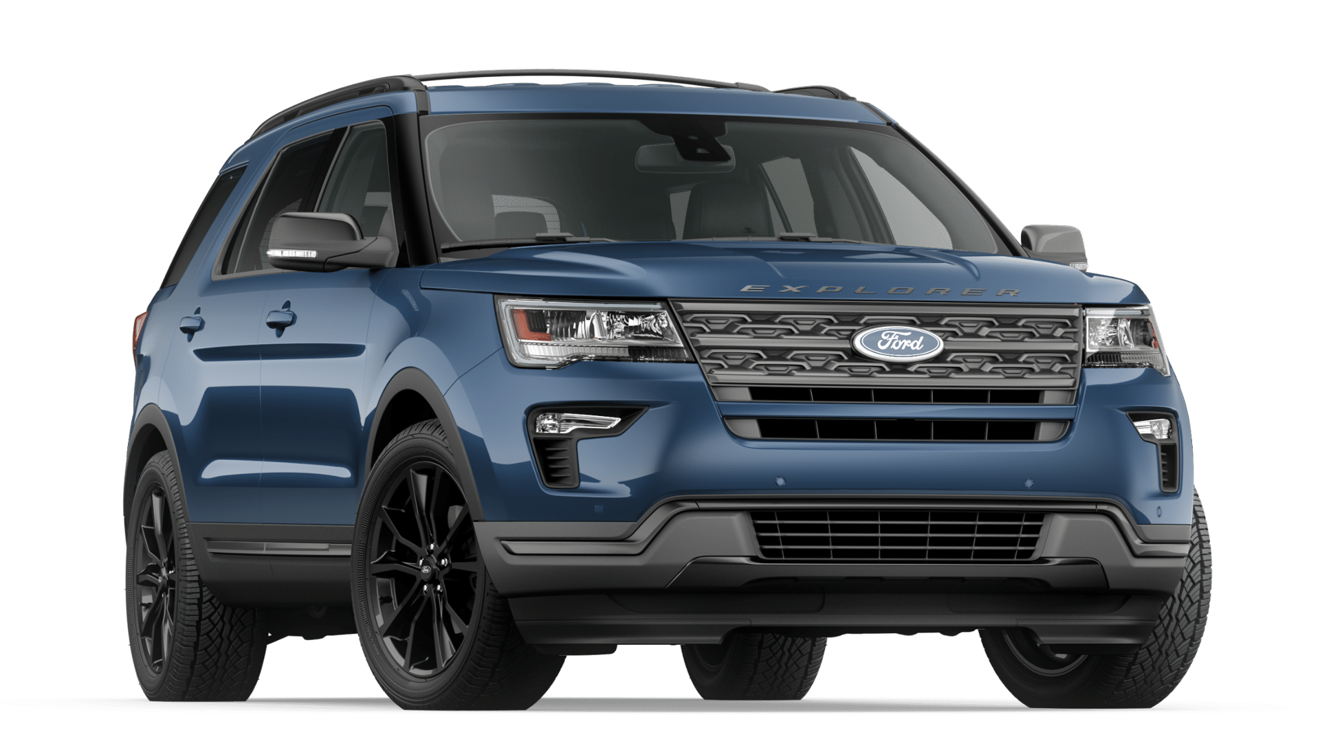 Exterior View Of 2019 Explorer 2020 Ford Explorer Ford Trucks Ford Explorer