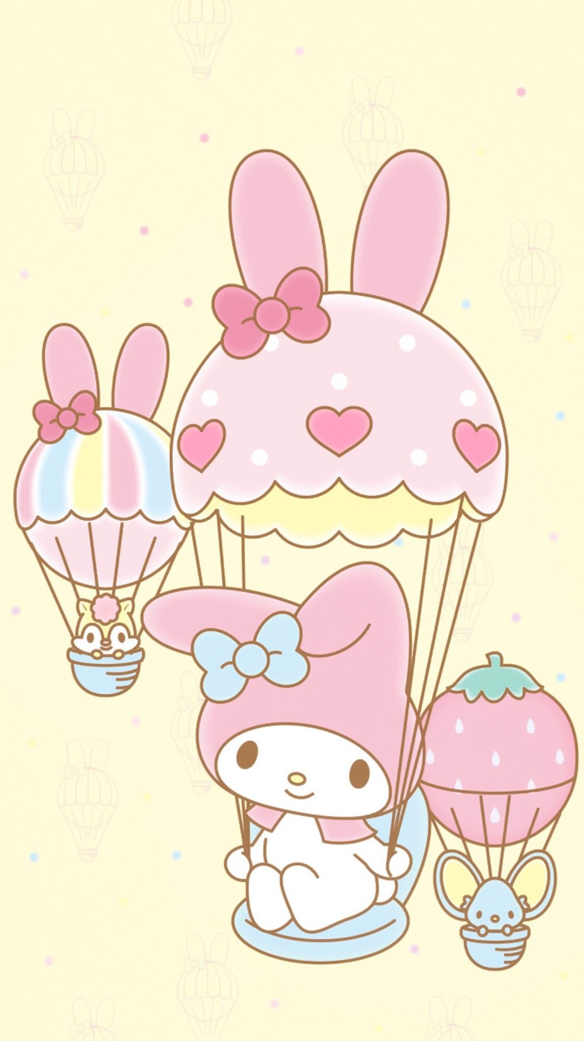 Pin by Que Que L on My Melody ☆ BG in 2020 | Melody hello ...