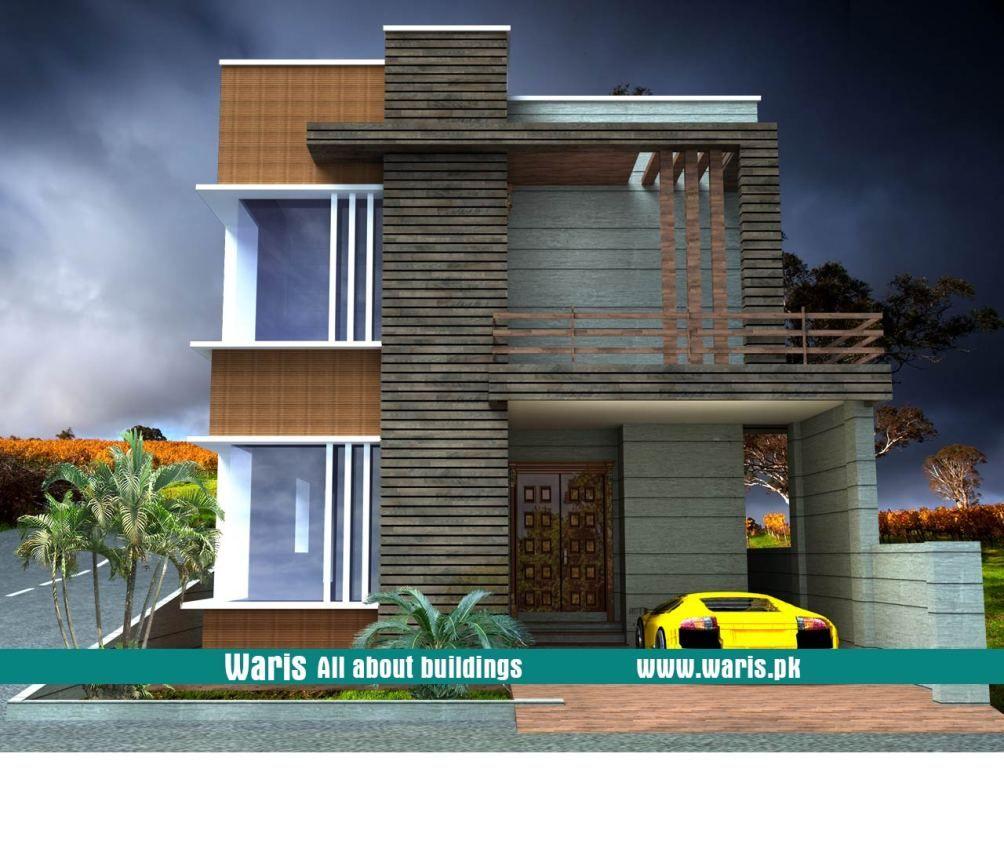 marla house design in islamabad pakistan also kanal houses elevation rh pinterest