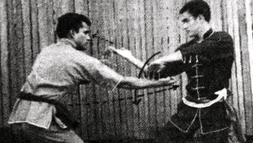 James DeMile & Bruce Lee from late 1950s