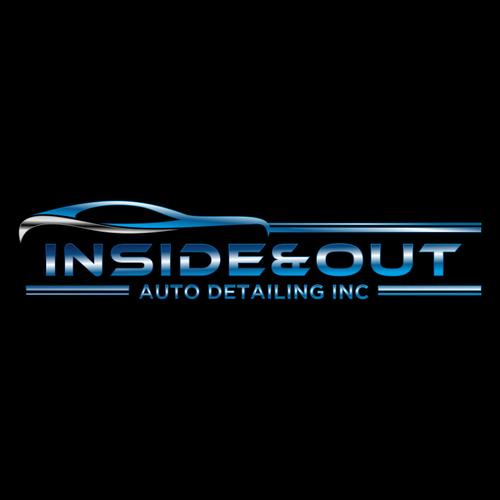 Create A Awesome Modern Logo For Inside Out Auto Detailing Automotive Logo Design Automotive Logo Garage Logo