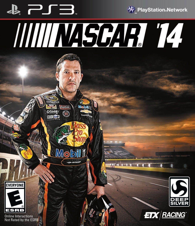 Nascar 14 PlayStation 3 Nascar 14, Pc racing games, Nascar