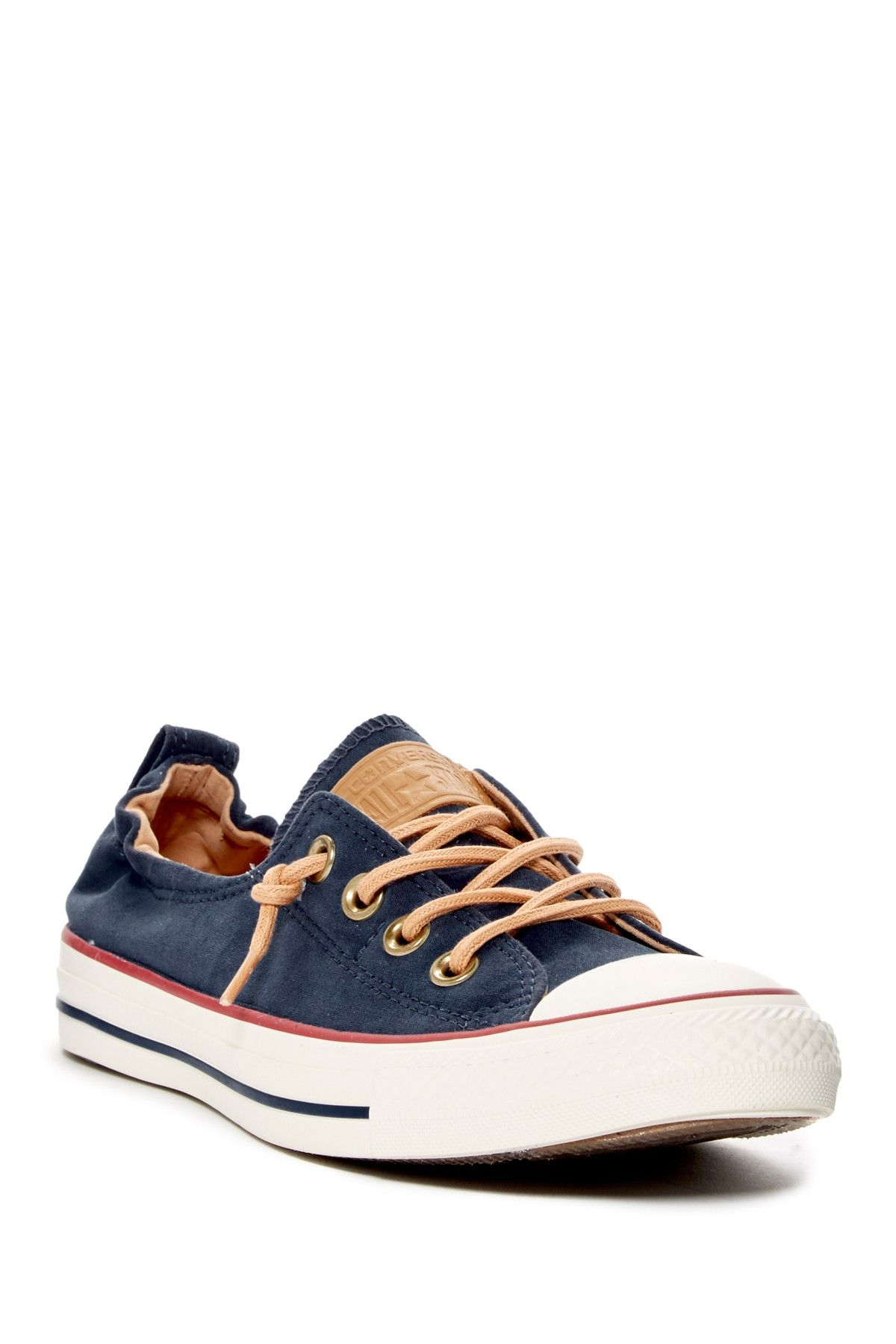 Converse Chuck Taylor All Star Shoreline - Slip Peached Canvas wsCHFmj