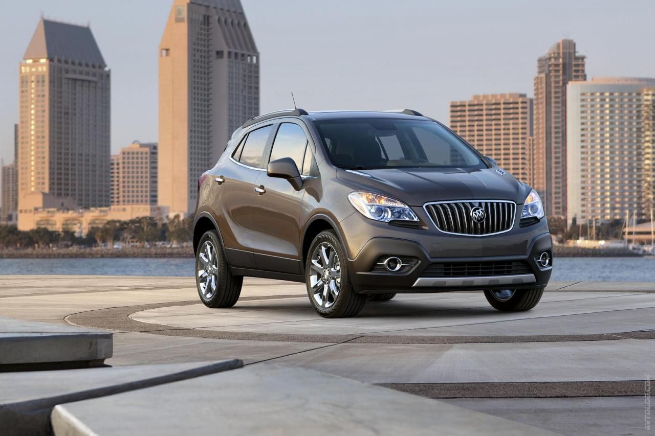 2013 Buick Encore buick everettchevy www.everettchevy