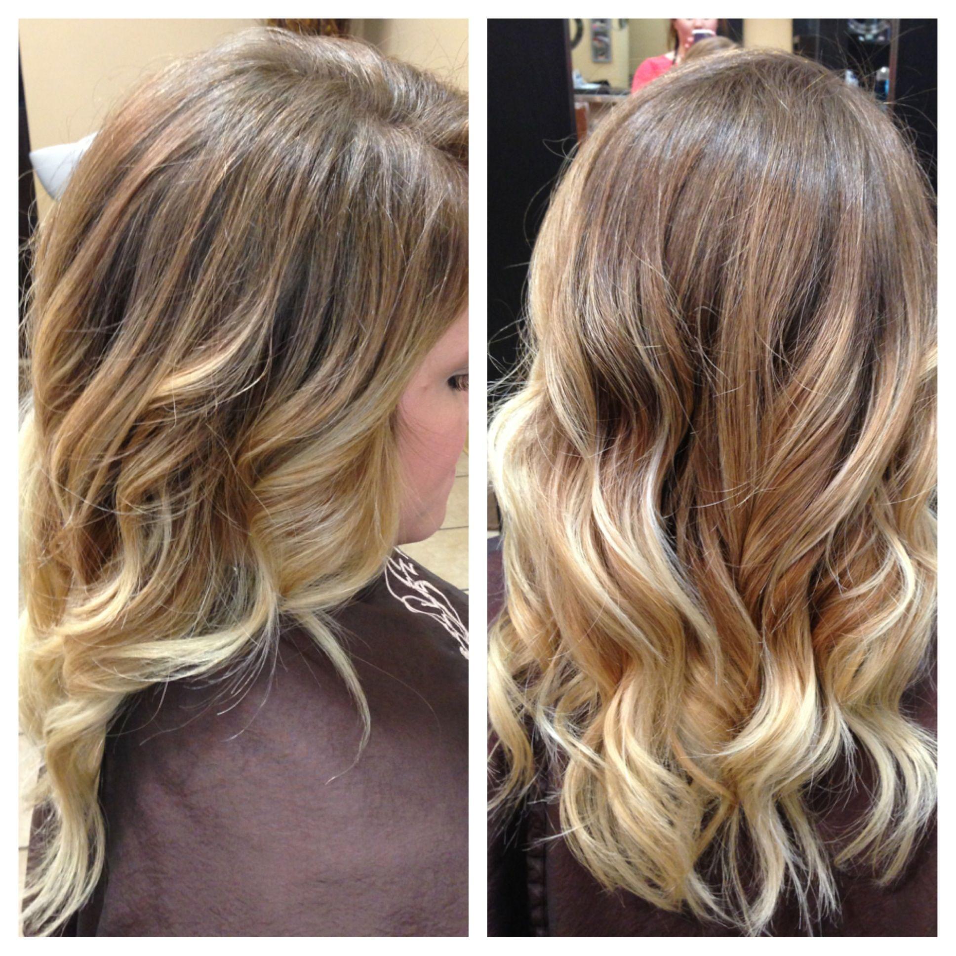 ombre hair by me ombre | hair | hair, hair styles, hair