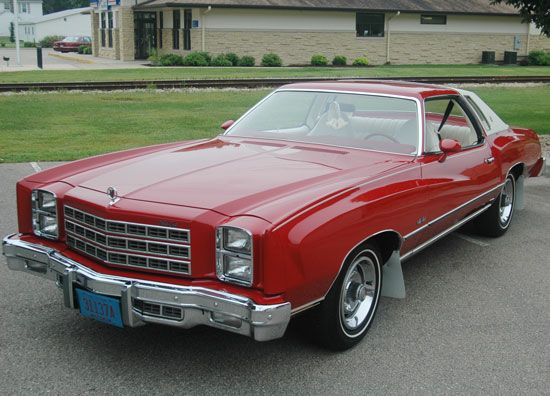 A Red 1977 Chevrolet Monte Carlo Landau My Grandfather S Pride Joy When He Was Alive When The Car Chevrolet Monte Carlo Monte Carlo For Sale Monte Carlo