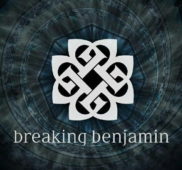 Breaking Benjamin Logo Breaking Benjamin Breaking Benjamin Albums Album Cover Art