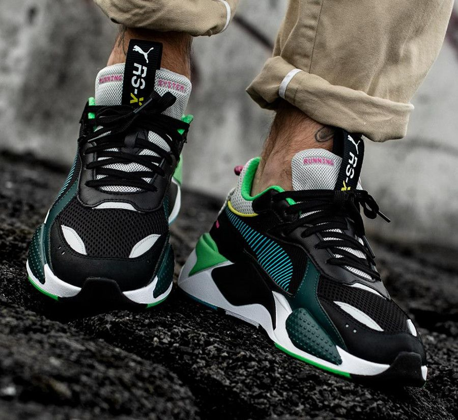 """PUMA RS X Toys """"Black"""" 