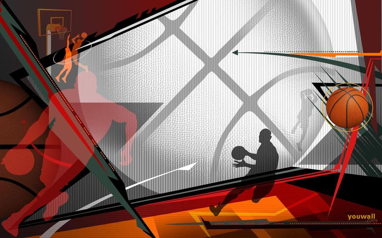 25+ basketball wallpapers, backgrounds, images,pictures | design