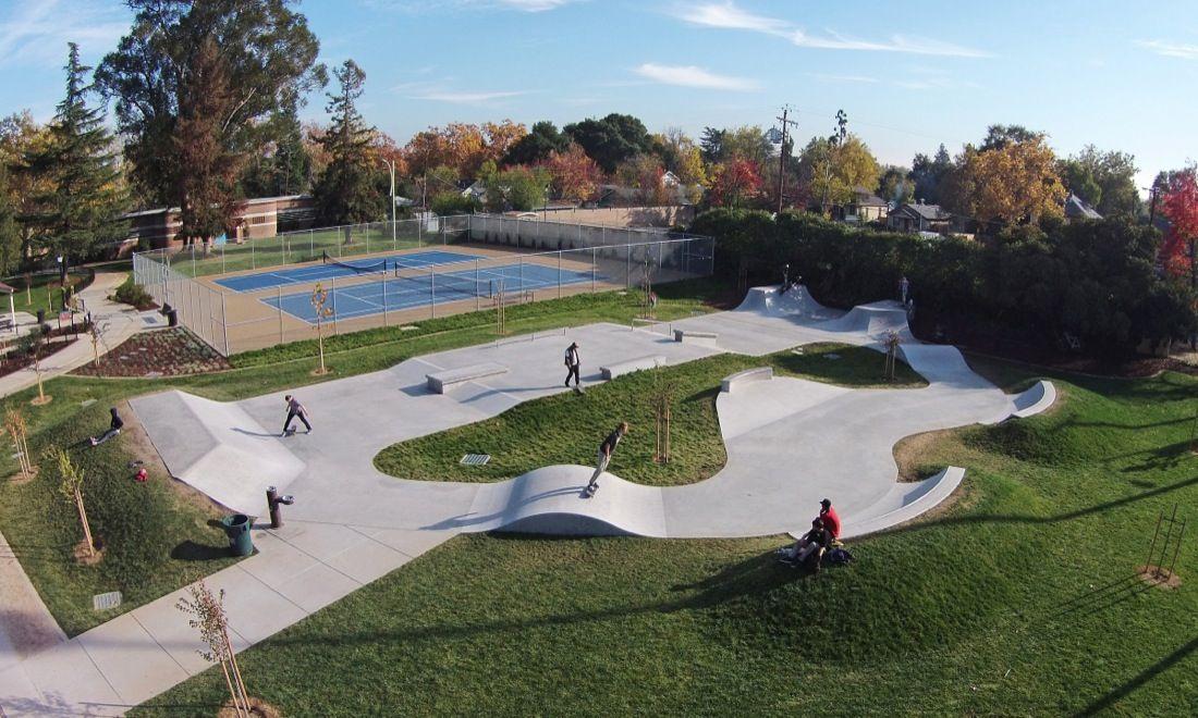 Skate Park Circle City Of Sacramento Playground Design Playground Skate Park