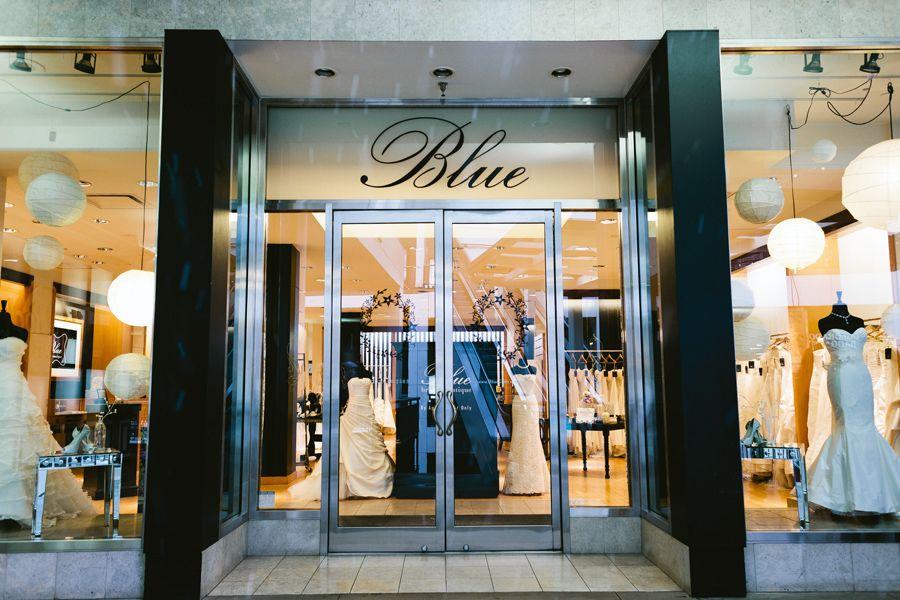 Blue Bridal Boutique | Blue bridal