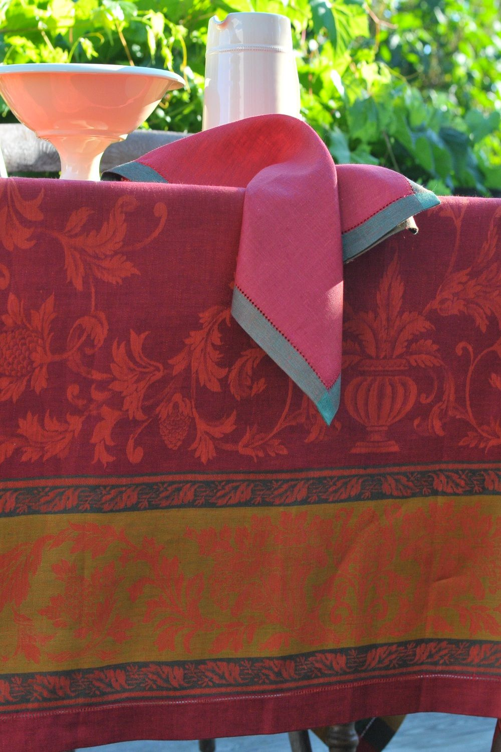 Exceptional Provence Soleil   French Tablecloths, French Provence Dishtowels, Provence  Fabrics, French