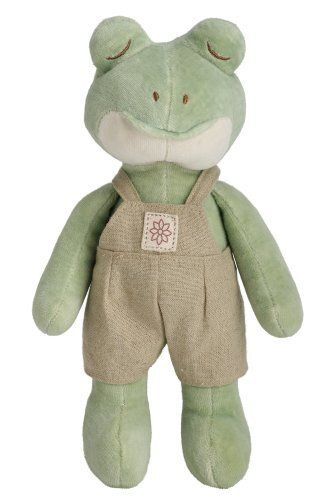 miYim Fairytale Collection - Baby Ben Plush by Greenpoint Brands LLC. $19.41. From the Manufacturer                Baby Ben is an adorable green frog. He comes wearing hemp overalls. He's soft to touch and made with certified organic and natural cotton.  Our collection of naturally colored, organic cotton toys are 100 percent natural, with no chemical treatments,. All-natural toys reduce toxicity and allergen levels, which lessen instances of irritation. Our  colors are ...
