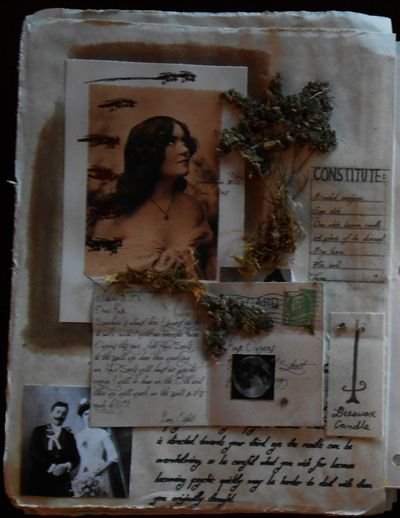 Practical Magic Set 3 Advanced Spell Pages Pagan