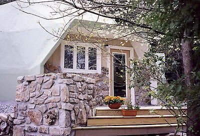 Prefab Home Kit   Geodesic Dome Home   766 Sq.ft. Two Bedroom /