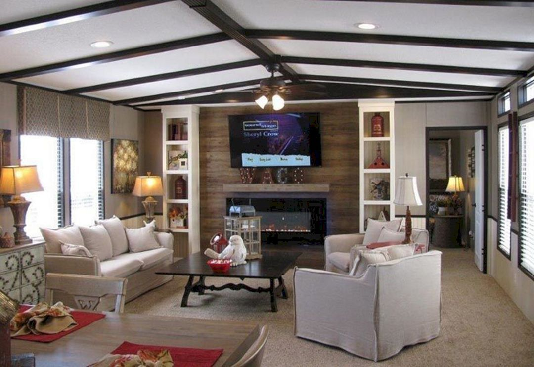 24 Beautiful RV Renovation Ideas For Holiday With Family ...