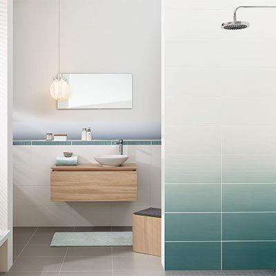 Carrelage faience d grad villeroy boch espace aubade envie de salle de bain pinterest - Carrelage villeroy et boch salle de bain ...