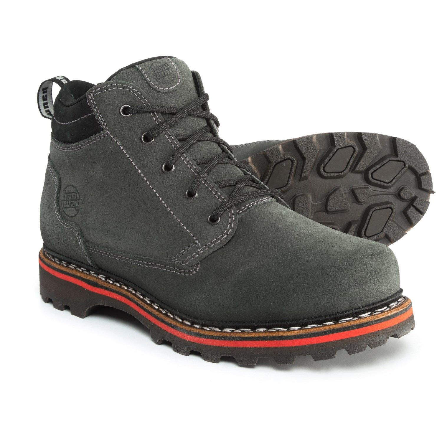 Hanwag Made in Germany Kofel Mid Boots Suede (For Men