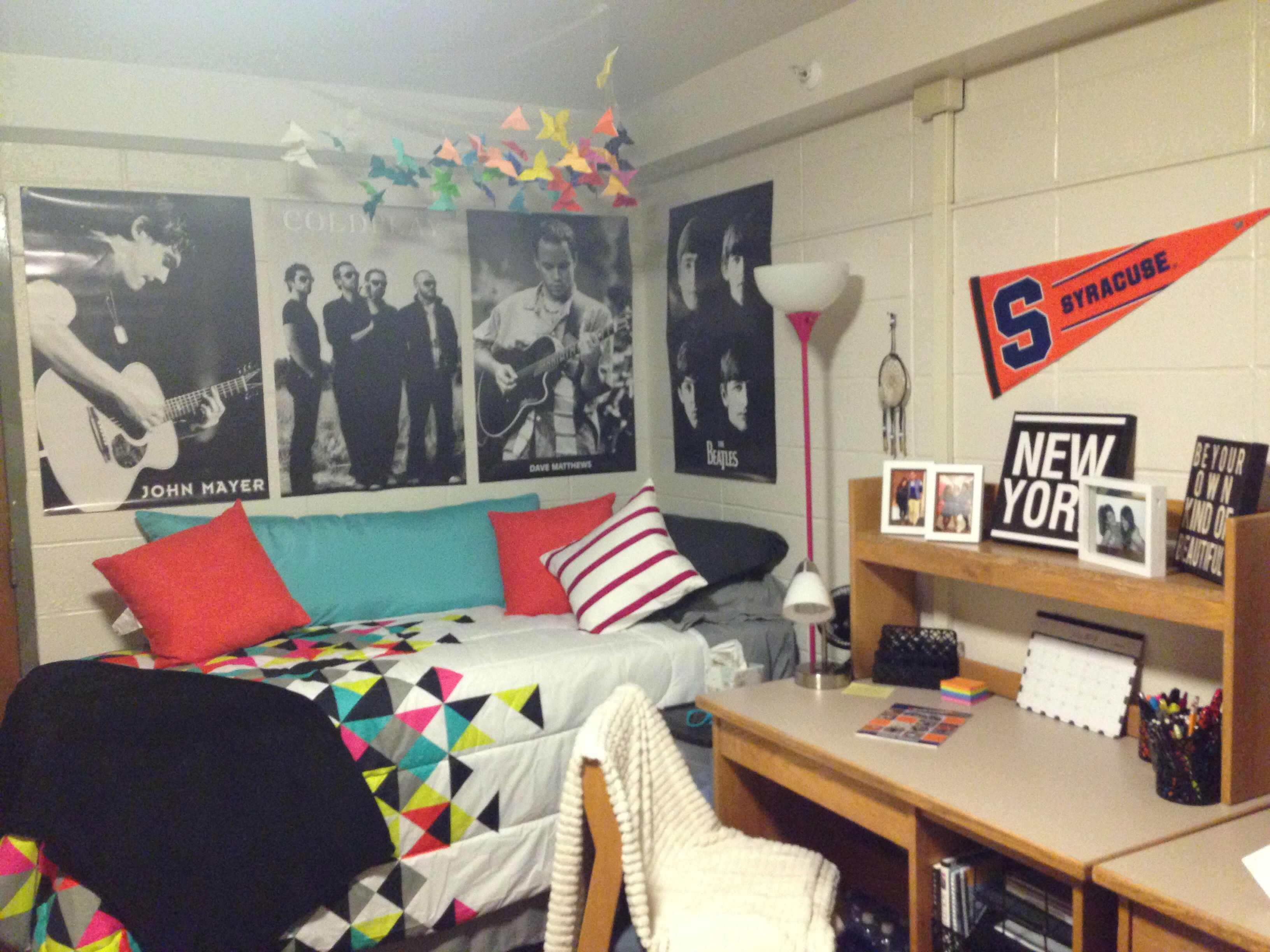 My Syracuse Dorm! Part 78