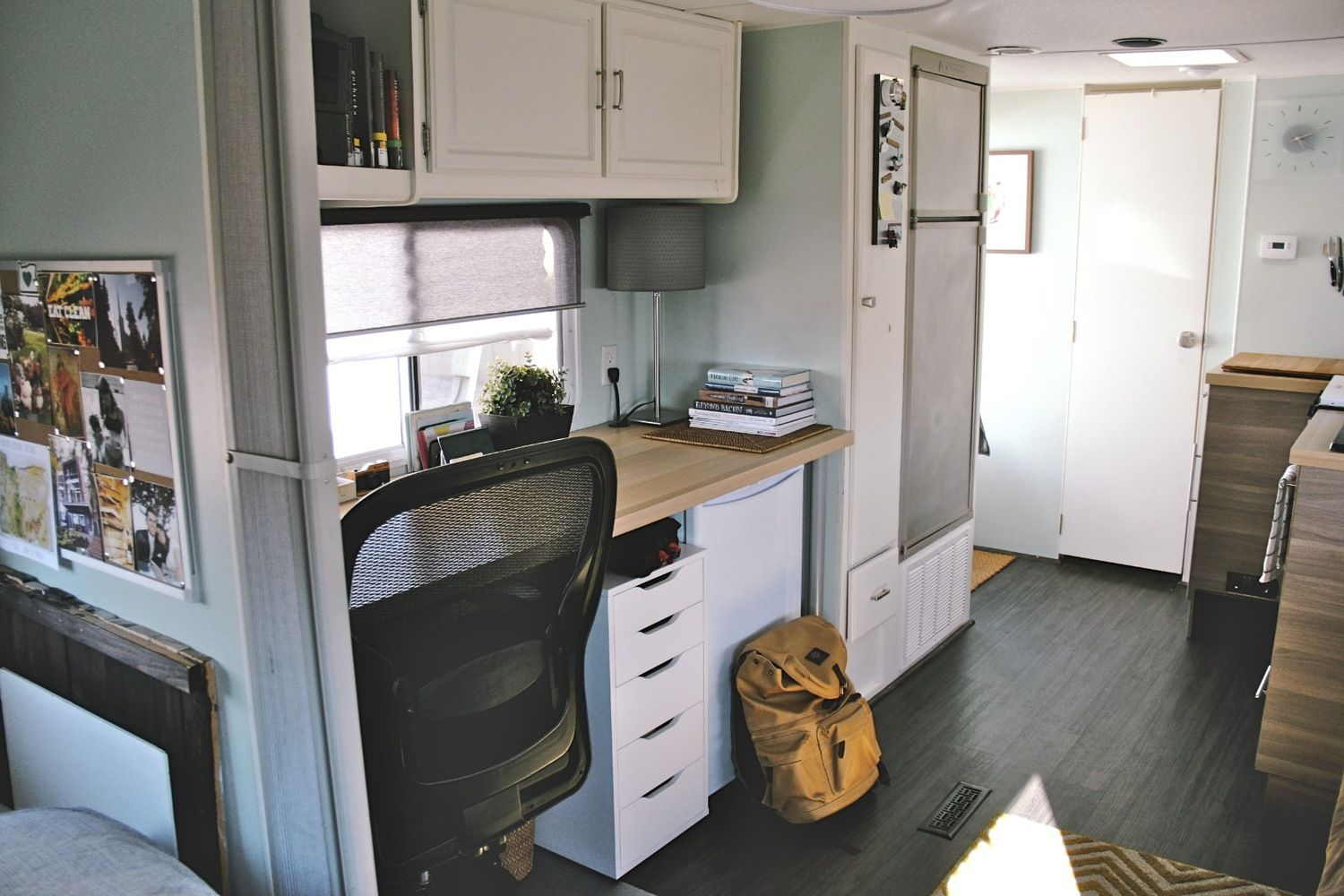 Modern rv interiors - 27 Amazing Rv Travel Trailer Remodels You Need To See