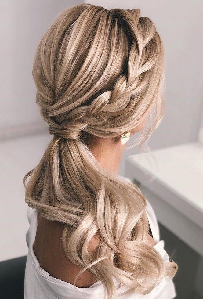 Pin By Ecemnur Alperen On Sac In 2020 Tail Hairstyle Hair Styles Long Hair Styles
