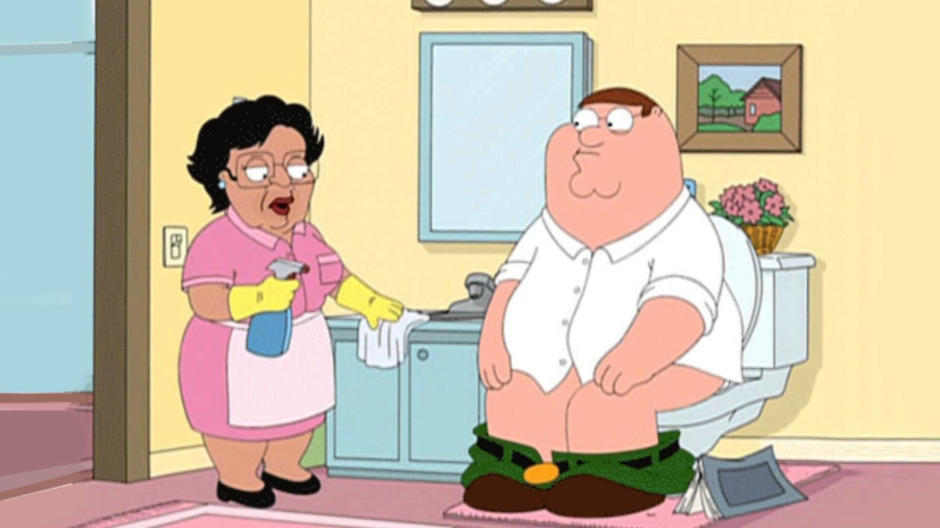 How Do Your Cleanliness Habits Compare To Everyone Else Family Guy Awkward Moments Funny Memes