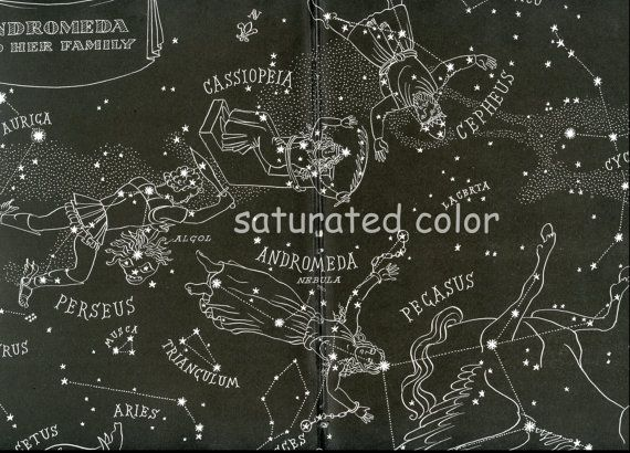 Map Of The Stars In Summer Libra Scorpio Sagittarius
