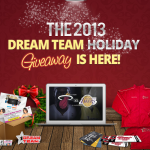 Which Gift Is Yours In The Dream Team Giveaway?