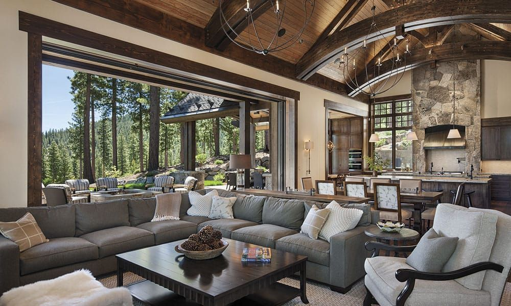Mountain Elegance Designed for Family - COWGIRL Magazine