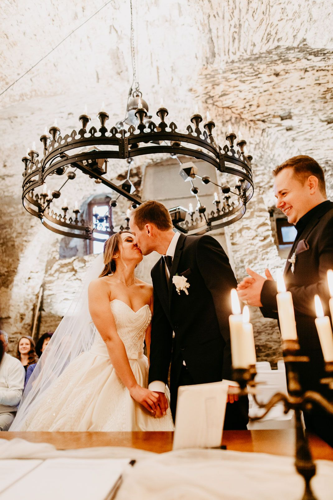 Hochzeit im Hammerwerk Braunfels Braunfels #altenkronleuchter