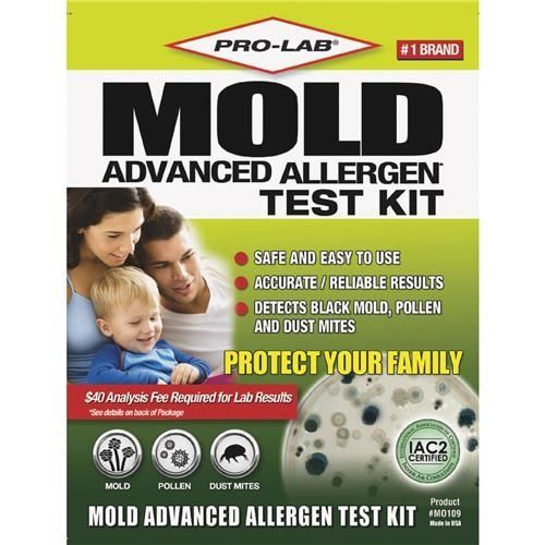 Mold Test Kit Black Lab Labs Labradors