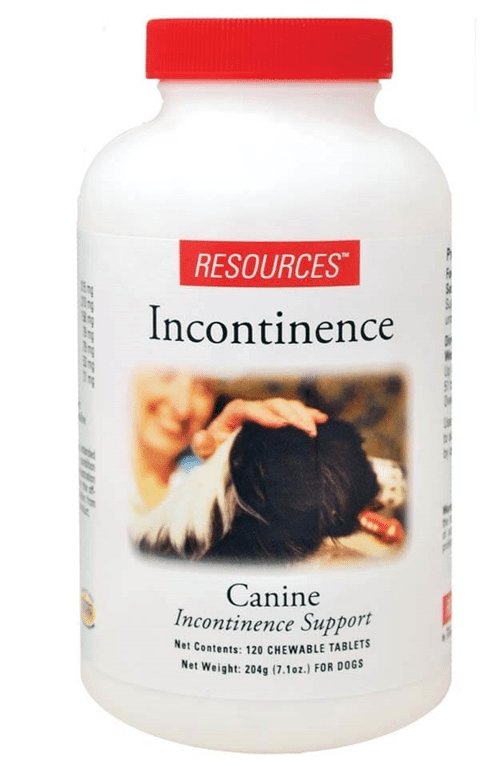 dog urinary incontinence natural remedies