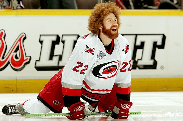 30 Classic Hockey Hairdos Hockey Hair Nhl Playoffs Hockey