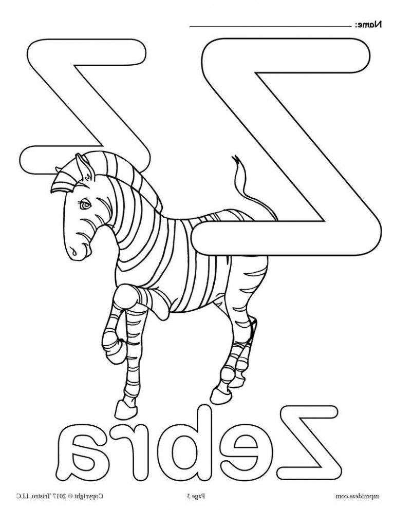 21 Ways On How To Get The Most From This Alphabet Coloring Pages Letter Z Coloring Zebra Coloring Pages Alphabet Coloring Alphabet Coloring Pages