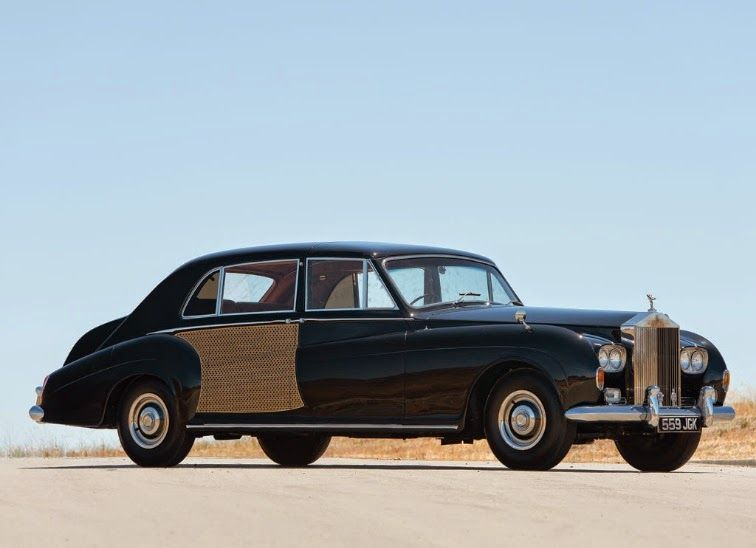 World Of Classic Cars: Rolls-Royce Phantom V Sedanca de Ville by James Yo...