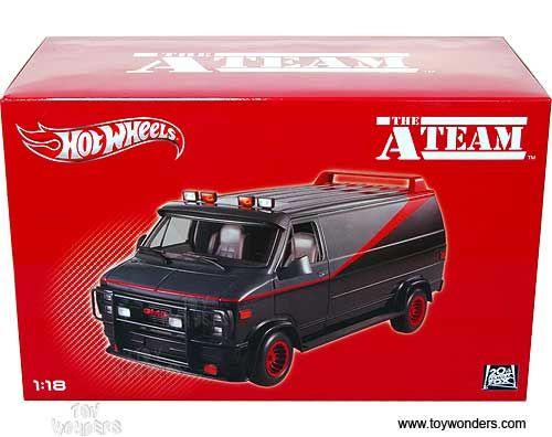 The A Team Hot Wheels Van Car Wheels Hot Wheels Car Wheels Rims