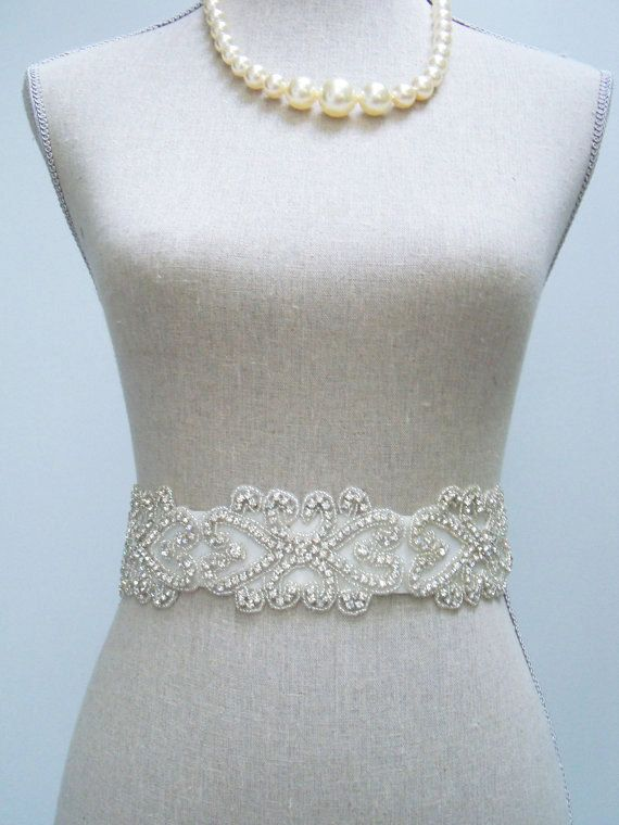Bridal Belt-- these are gorgeous!!!