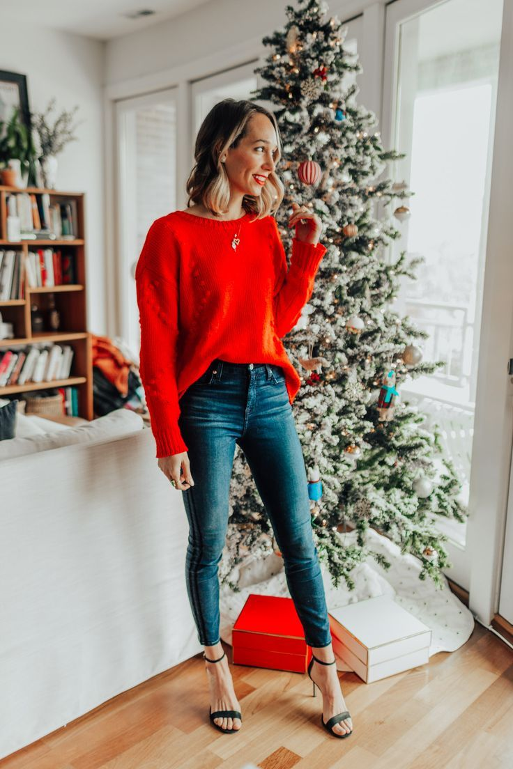 2 Festive Ways to Dress for the Holidays | The Fox & She