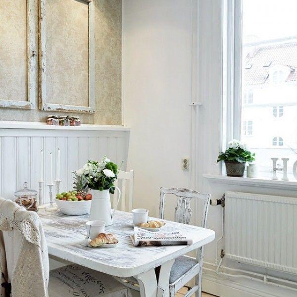 Moderne Wohnung im Shabby Chic Stil   Interieur Design   Pinterest ...