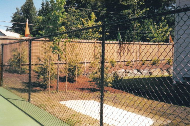 50 Awesome Ideas Chain Link Fence For Your Beautiful House