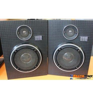 Casse acustiche bx 80 din 45500 hi fi pinterest - Casse acustiche design ...