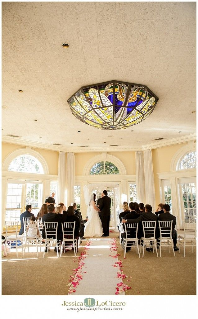 Indoor Ceremony Venue For Large Or Small Groups Small Wedding
