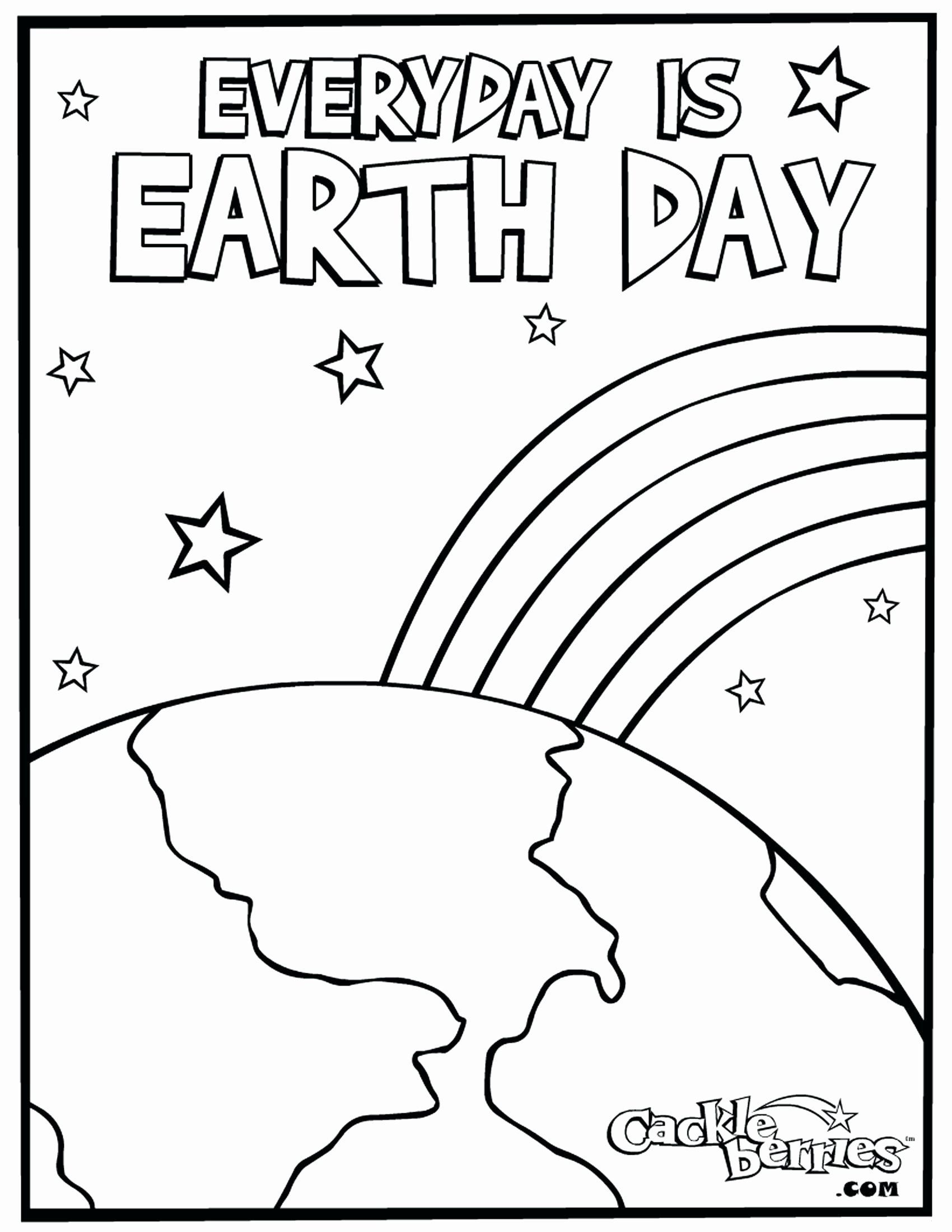 Printable Earth Day Coloring Pages Best Of Girl